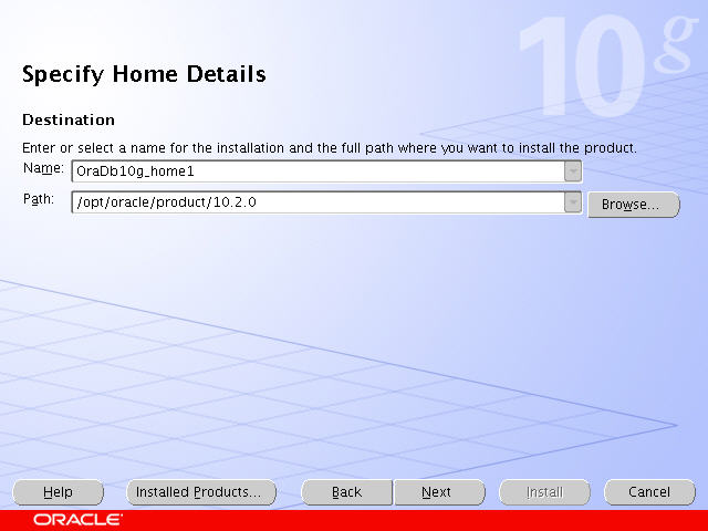 Error In Writing To Directory /Tmp  Oracle Universal Installer