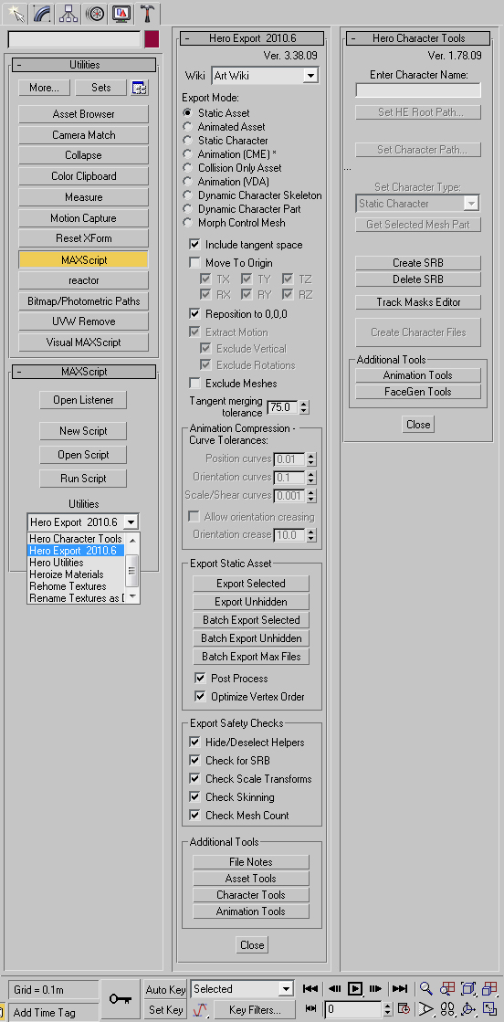 Setting up 3ds Max - HEWIKI